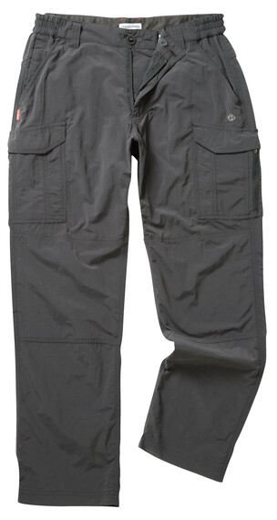 Craghoppers NosiLife Cargo Trousers Men Black Pepper